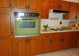 Kitchen Modern 1970s Cabinets And Incredible