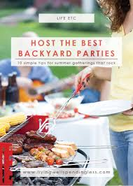 Host The Best Backyard Parties | 10 Smart Summer Party Tips 25 Unique Summer Backyard Parties Ideas On Pinterest Diy Uncategorized Backyard Party Decorations Combined With Round Fall Entertaing Idea Farmtotable Dinner Hgtv My Boho Design A Partyperfect Download Parties Astanaapartmentscom Home Decor Remarkable Ideas Images Decoration Eertainment And Rentals For 7185563430 How To Throw Party The Massey Team Adults Of House Michaels Gallery