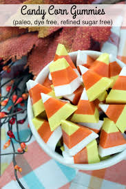 Healthiest Halloween Candy 2015 by Paleo Candy Corn Gummies Plaid U0026 Paleo