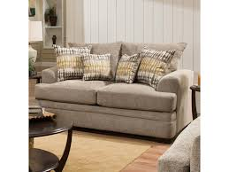 American Furniture 3650 Casual Loveseat with 2 Seats Great
