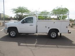 100 Chevy Utility Trucks For Sale USED 2009 CHEVROLET SILVERADO 2500HD SERVICE UTILITY TRUCK FOR