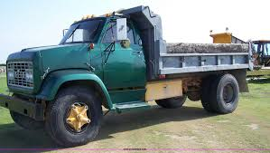 100 1966 Gmc Truck GMC Dump Truck Item 7316 SOLD June 30 Construction