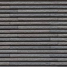Black Stone Cladding Texture