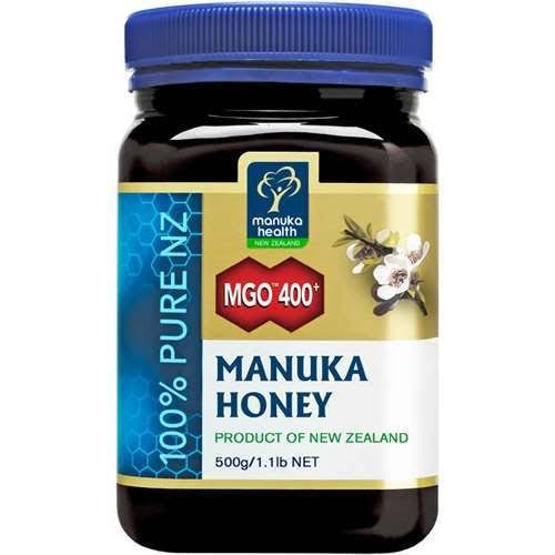 Manuka Health MGO 400+ Manuka Honey - 500g