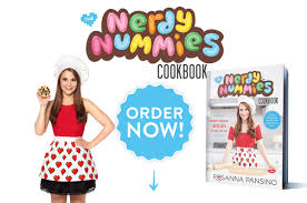 Nerdy Nummies Halloween by The Nerdy Nummies Cookbook By Rosanna Pansino