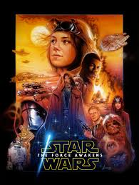 Halloween Wars Episodes 2015 by Fan Made Force Awakens Painting Looks Like An Official Movie