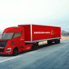 100 Kane Trucking AnheuserBusch Orders Hundreds Of Hydrogen Trucks From Zeroemission