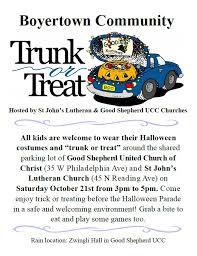 Boyertown Halloween Parade Winners by Trunk Or Treat