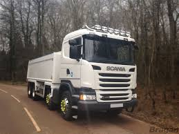 100 Truck Sleeper Cab To Fit Scania 4 Series Standard Stainless Roof Light Bar