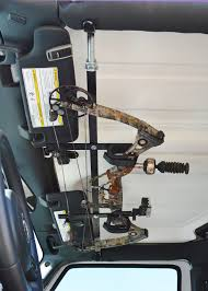 100 Bow Rack For Truck QuickDraw Overhead For Jeep Wrangler Great Day Inc
