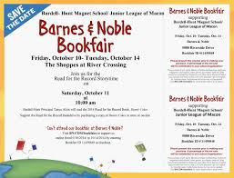 Book Fair At Barnes & Noble: October 10 – 14 | The Junior League ... Retail Space For Lease In Macon Ga The Shoppes At River Fun Things Kids To Do This Weekend Georgia Family Book Fair Barnes Noble October 10 14 Junior League Books Barnes And Noble Stores Hair Coloring Coupons 2001 Schindler 330a Elevator Cape Cod Mall Columbia Bucks Industry Trends Remains Strong Business Daily Tar Heel June 9 2016 University Of North Carolina Bnmacon Twitter Barne Mobler Dine Ideer Livet Er Online Bookstore Nook Ebooks Music Movies Toys Store Book Search Rock Roll Marathon App Wikitravel