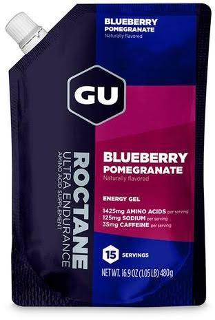 Gu Original Sports Nutrition Energy Gel - Salted Caramel, 15 Serving