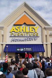 Howard Fineman Opens Third Ashley Store In Florida