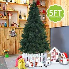 12 Ft Christmas Tree Amazon by Amazon Com Jaxpety Finest Green 5 Feet Super Premium Artificial