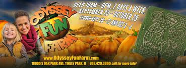 Goebberts Pumpkin Farm Haunted House by Odyssey Fun Farm Coupon Chicagofun Com