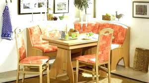 Dining Booth Set Style Corner Space Saving Table Plans