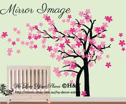 Tree Wall Decor Ebay by Blowing Tree Removable Wall Art Stickers Kids Nursery Baby Room