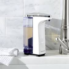Simplehuman Sink Caddy Stainless Steel by Simplehuman Sink Caddy Crate And Barrel