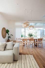 modern boho dining room innenarchitektur