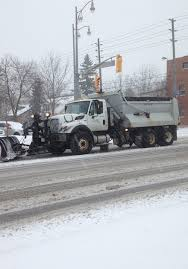 Snow Removal - City Of Guelph