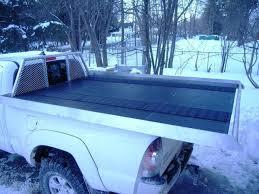 sled deck r build my taco sled atv deck tacoma world