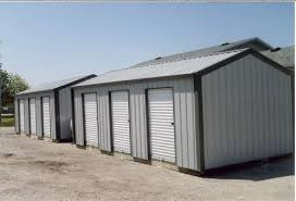 Self Storage Units For Personal Or Commercial Use