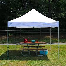 King Canopy™ Festival 10 x 10 White Instant Pop Up Shelter