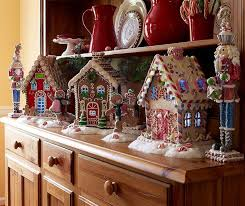 Valerie Parr Hills Gingerbread Houses From QVC Christmas KitchenChristmas FunChristmas DecorationsChristmas