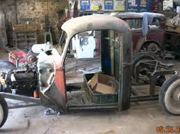 100 Build Ford Truck 46 Hot Rod Rat Rod Buildwmv