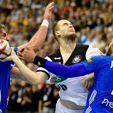 HandballWM 2019 Deutschland Vs Frankreich Verkämpft SPIEGEL