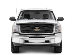 100 Chevy Truck Accessories 2014 Element Chrome Hood Shield Fits Silverado Heavy Duty