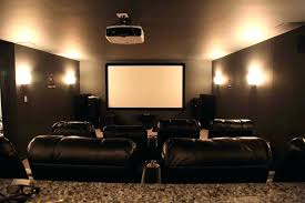 home theatre wall sconces cinema wall lights home theatre wall
