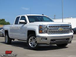 Used 2015 Chevy Silverado 1500 LT 4X4 Truck For Sale In Ada OK - JT570