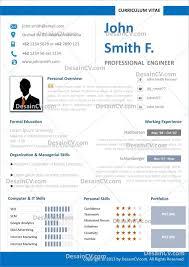 Resume Cv Yang Menarik
