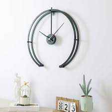minimalistischen modernes design wanduhr große kunst luxus