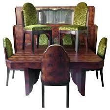 Art Deco Dining Room Set By For Sale Waterfall Furniture