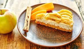 saftiger low carb apfel quark kuchen rezept ohne zucker