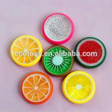Fruit Crystal Soil Jelly Mud Kids Handwork Toys