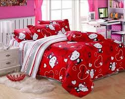 Hello Kitty Bed Set Twin by Bedroom Hello Kitty Bedrooms Closet Solutions Basement Bedroom