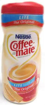 Coffee Mate Lite Powdered Creamer 11oz