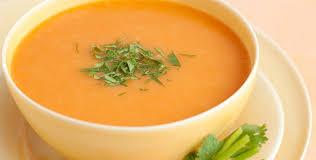 cuisiner simplement recette soupe et potage aux carottes