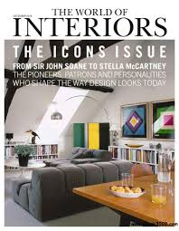 100 Home Interior Magazine The World Of S December 2018 The Icons Issue The