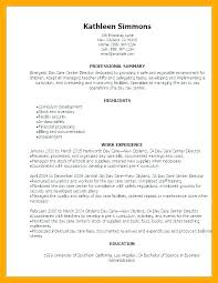 Child Care Worker Resume Sample Daycare Ideas Collection Childcare Cover Letter 9 Brilliant My Skill