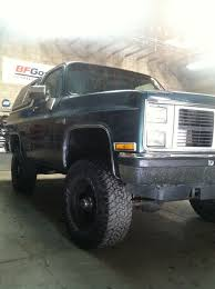 Chevy Blazer GMC Jimmy 4x4 4wd California Truck Chevrolet K5