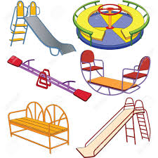 Best Playground Clipart 7454 Clipartion