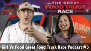 Great Food Truck Race Podcast #3 - YouTube Upon A Time Season 4 Pmiere Recap Broken Vows Food Truck Empire Youtube The Slide Show Rolling Out The Great Race Fn Dish 2 Episode 3 Phillys Finest Sambonis Team Murphys Spud Meet Teams Bios Shows Network Tikka Taco Penn State Student Taylor Randolph Spends Time With Interview Winner Of