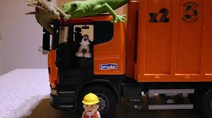 Bruder Toy Garbage Truck Stop Motion Cartoon For Kids - Video ... Garbage Truck Playset For Kids Toy Vehicles Boys Youtube Fagus Wooden Nova Natural Toys Crafts 11 Cool Dickie Truck Lego Classic Legocom Us Fast Lane Pump Action Toysrus Singapore Chef Remote Control By Rc For Aged 3 Dailysale Daron New York Operating With Dumpster Lights And Revell 120 Junior Kit 008 2699 Usd 1941 Boy Large Sanitation Garbage Excavator Kids Factory Direct Abs Plastic Friction Buy