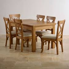 Solid Oak Kitchen Tables Table Legs Chairs Bear Claw And