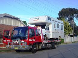 100 Tow Truck Melbourne Diala Transporting A Caravan Purchased By A Family