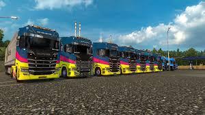 100 Falcon Trucking VTC
